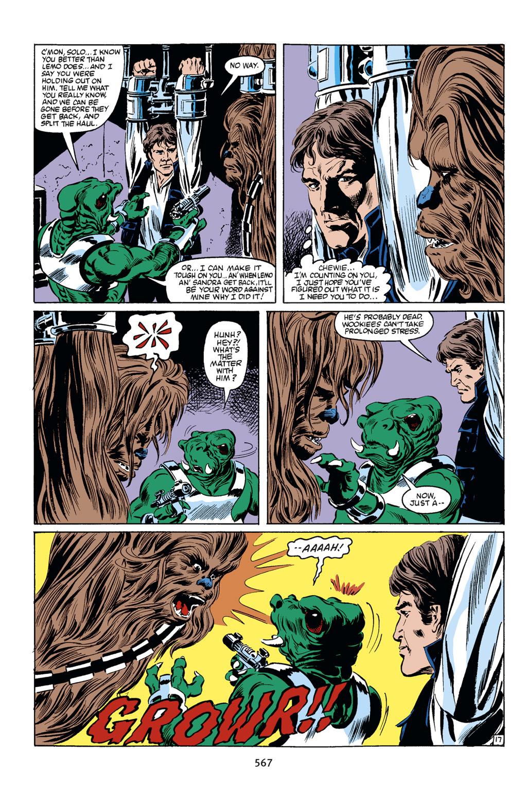 Read online Star Wars Omnibus comic -  Issue # Vol. 18.5 - 280