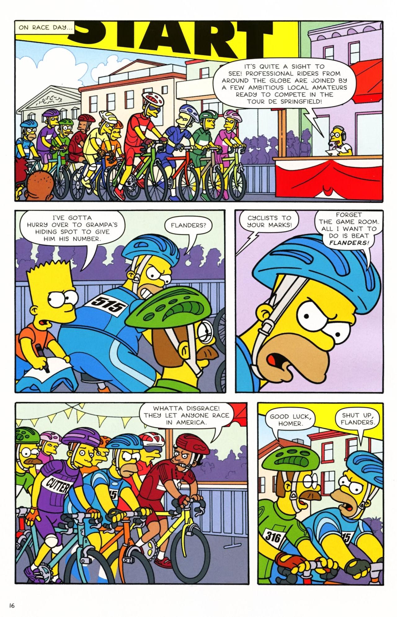 Read online Simpsons Comics comic -  Issue #166 - 13