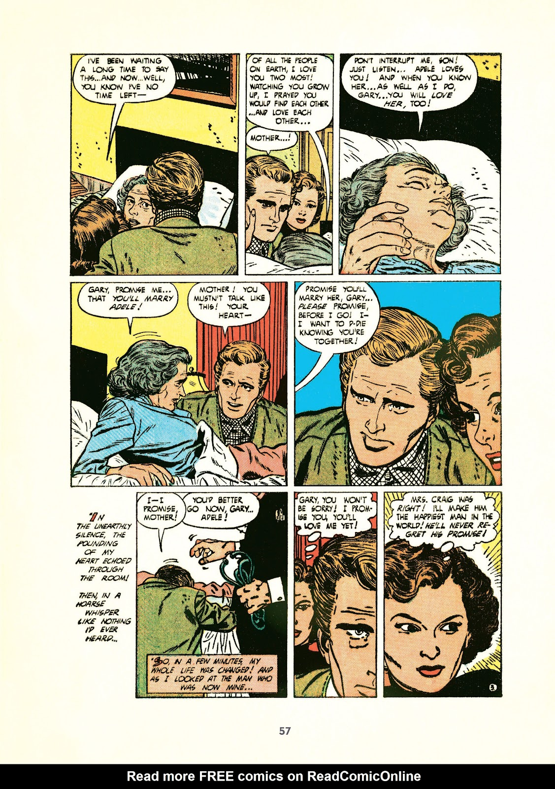 Read online Setting the Standard: Comics by Alex Toth 1952-1954 comic -  Issue # TPB (Part 1) - 56
