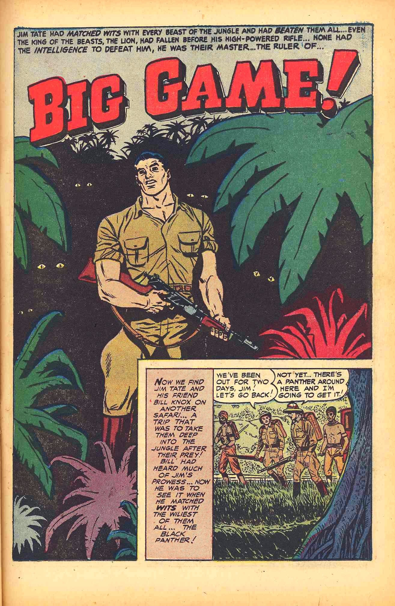 Weird Mysteries (1952) issue 6 - Page 15