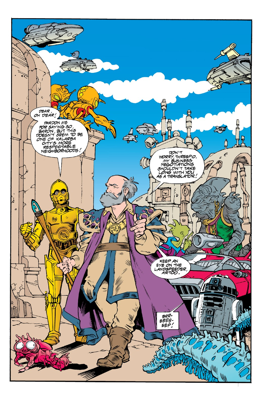 Read online Star Wars Legends Epic Collection: The Empire comic -  Issue # TPB 5 (Part 2) - 57