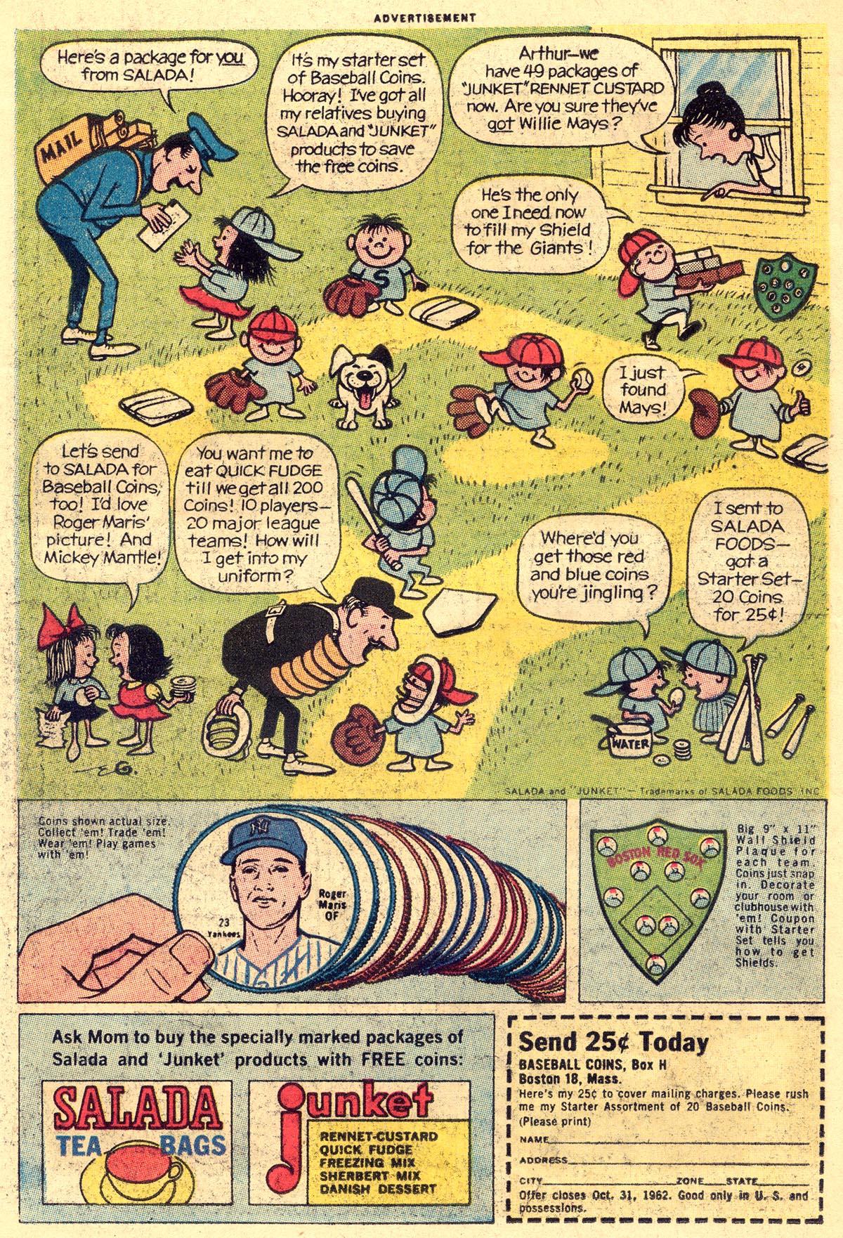 Read online Adventure Comics (1938) comic -  Issue #297 - 34