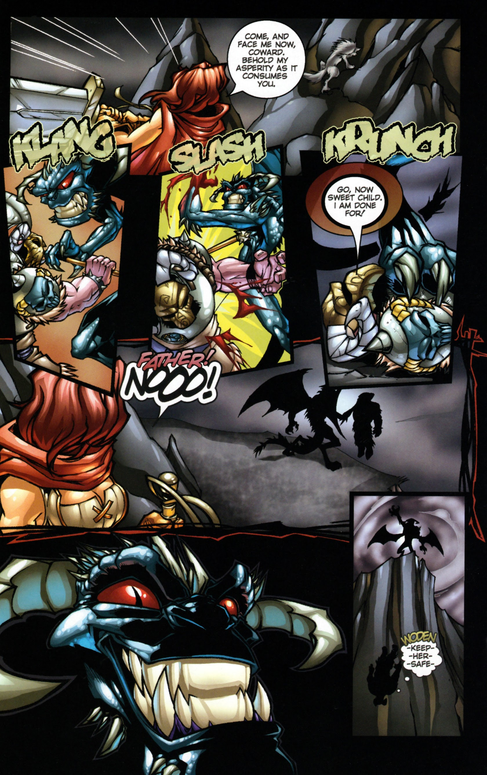 Read online Abiding Perdition comic -  Issue #3 - 18