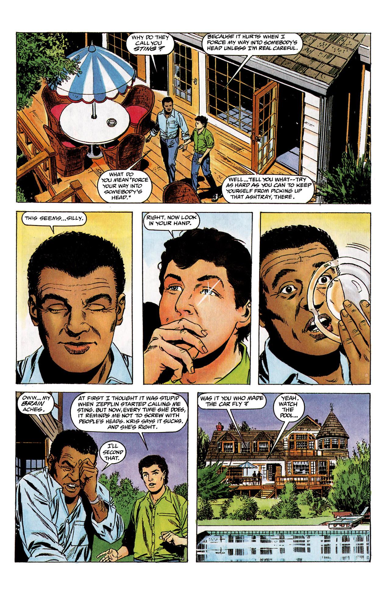 Read online Harbinger (1992) comic -  Issue #2 - 9