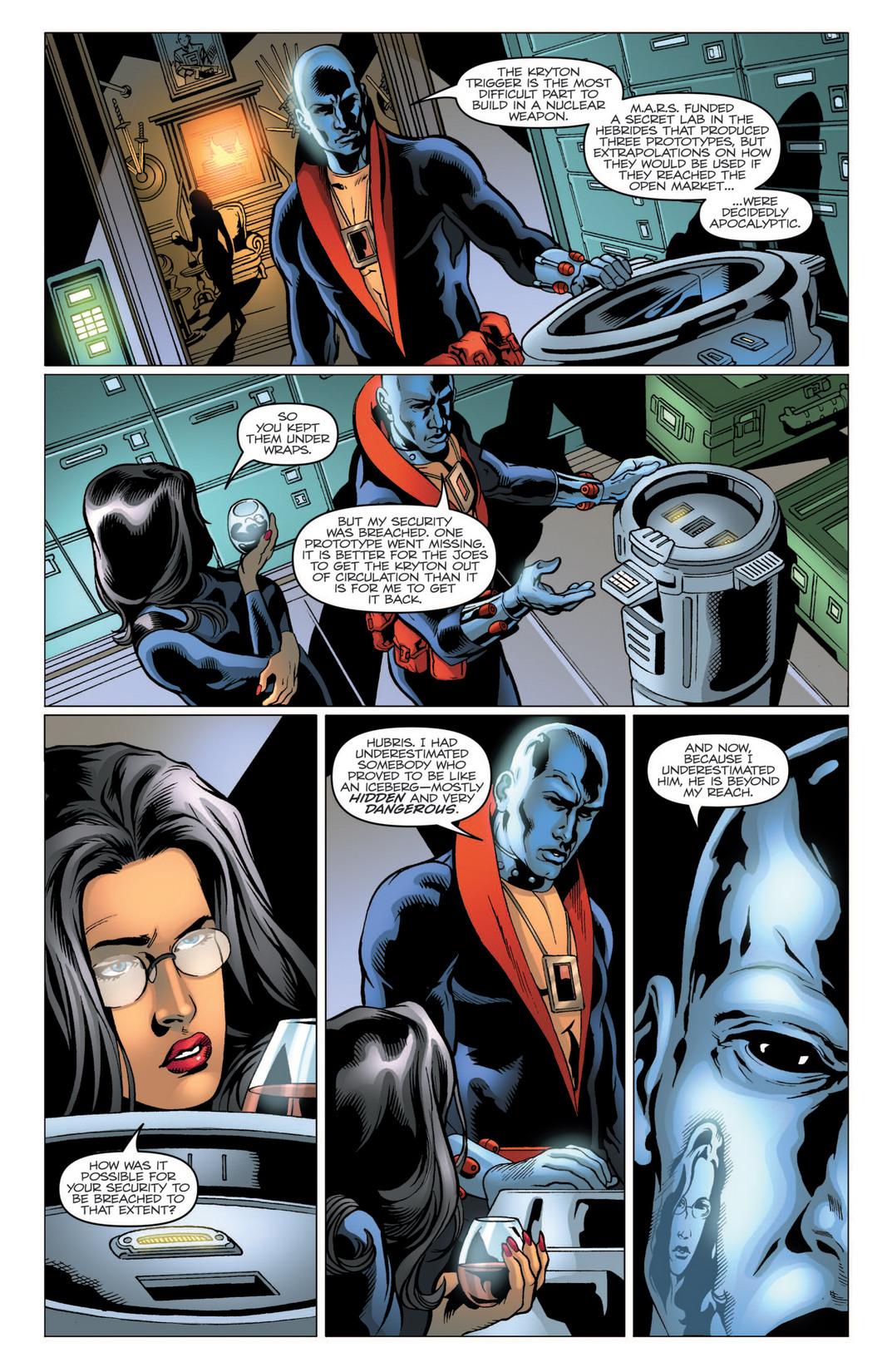 G.I. Joe: A Real American Hero 180 Page 18