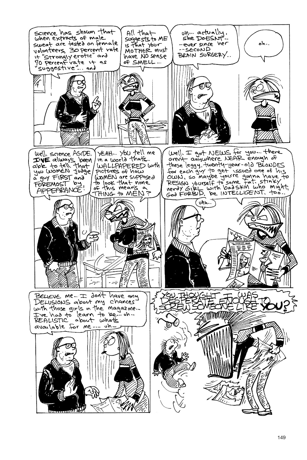 Read online Life's a Bitch: The Complete Bitchy Bitch Stories comic -  Issue # TPB (Part 2) - 46