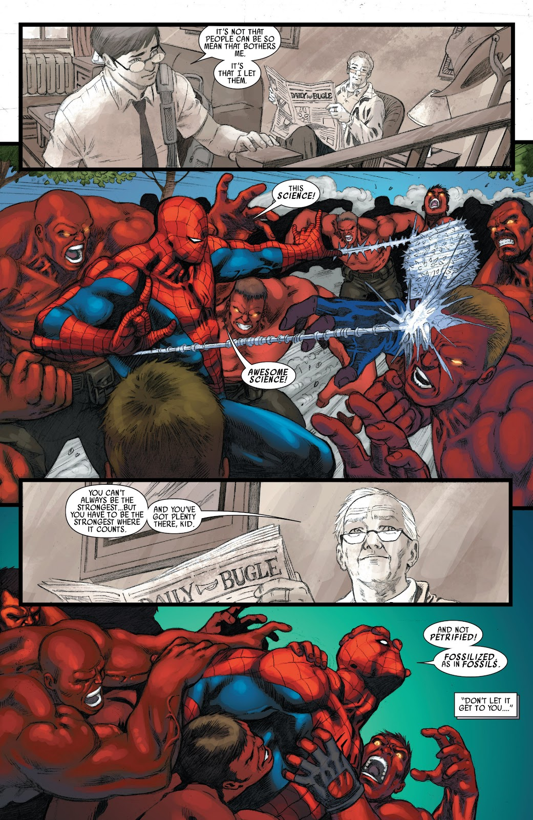 World War Hulks: Spider-Man vs. Thor Issue #2 #2 - English 16