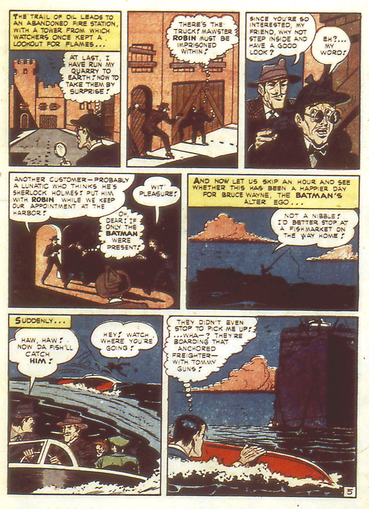 Detective Comics (1937) 86 Page 6