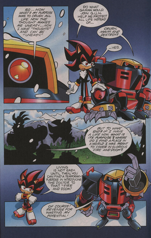 Read online Sonic Universe comic -  Issue #3 - 20