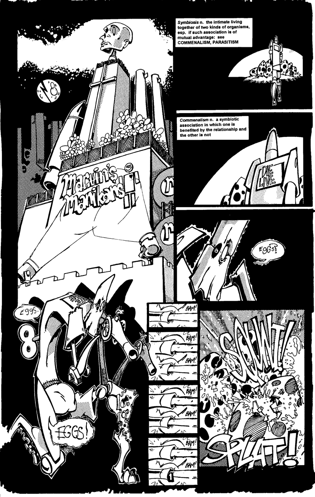 Read online Scud: The Disposable Assassin (1994) comic -  Issue #5 - 4