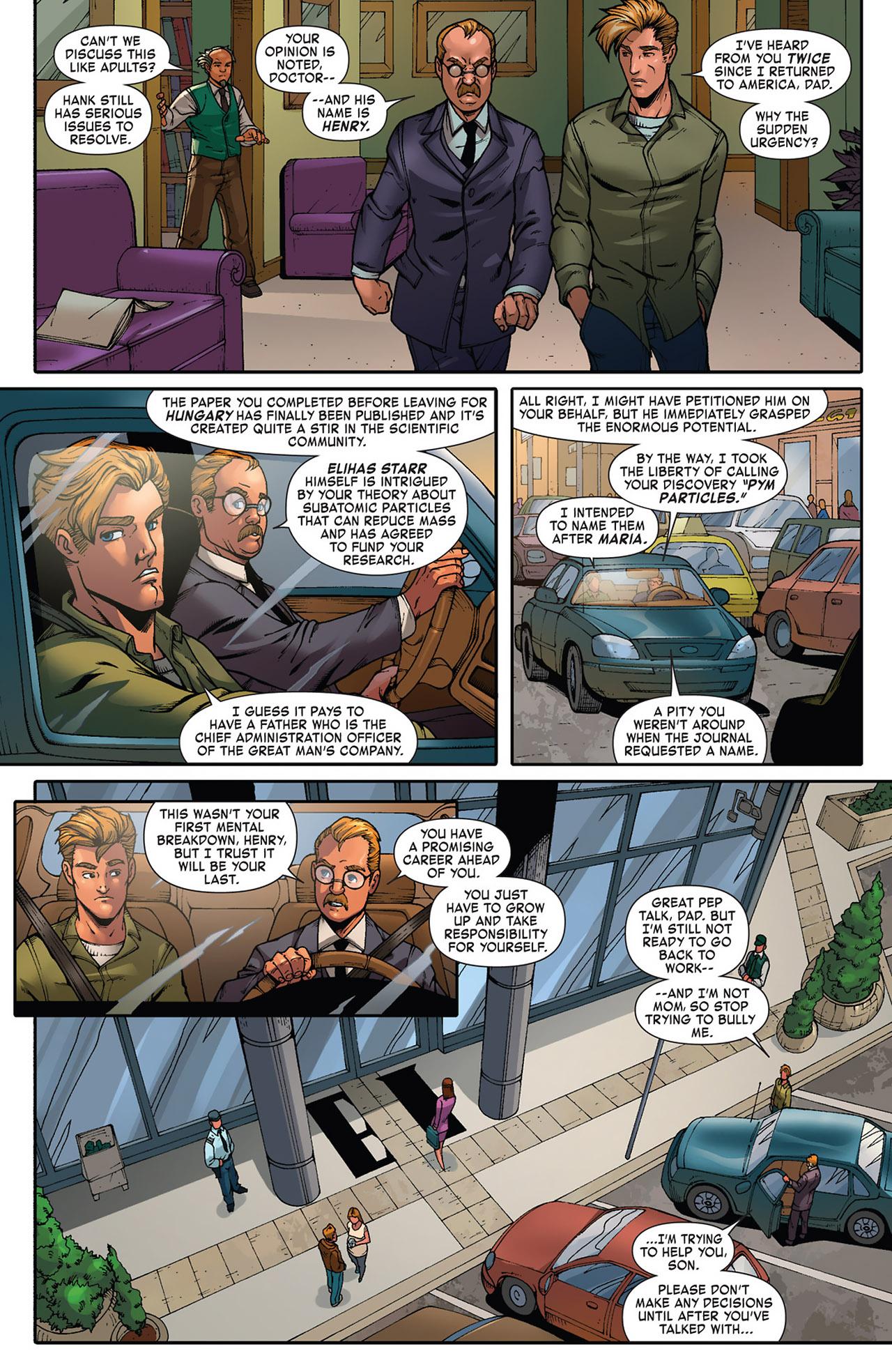 Read online Ant-Man: Season One comic -  Issue #Ant-Man: Season One Full - 6