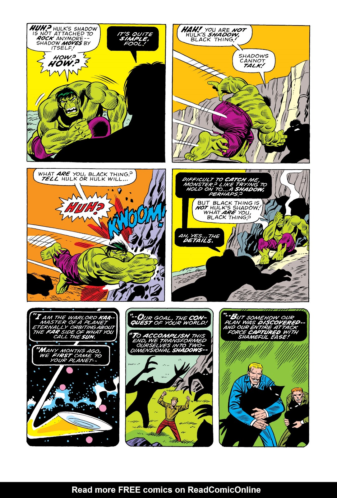 Read online Marvel Masterworks: The Incredible Hulk comic -  Issue # TPB 11 (Part 1) - 16