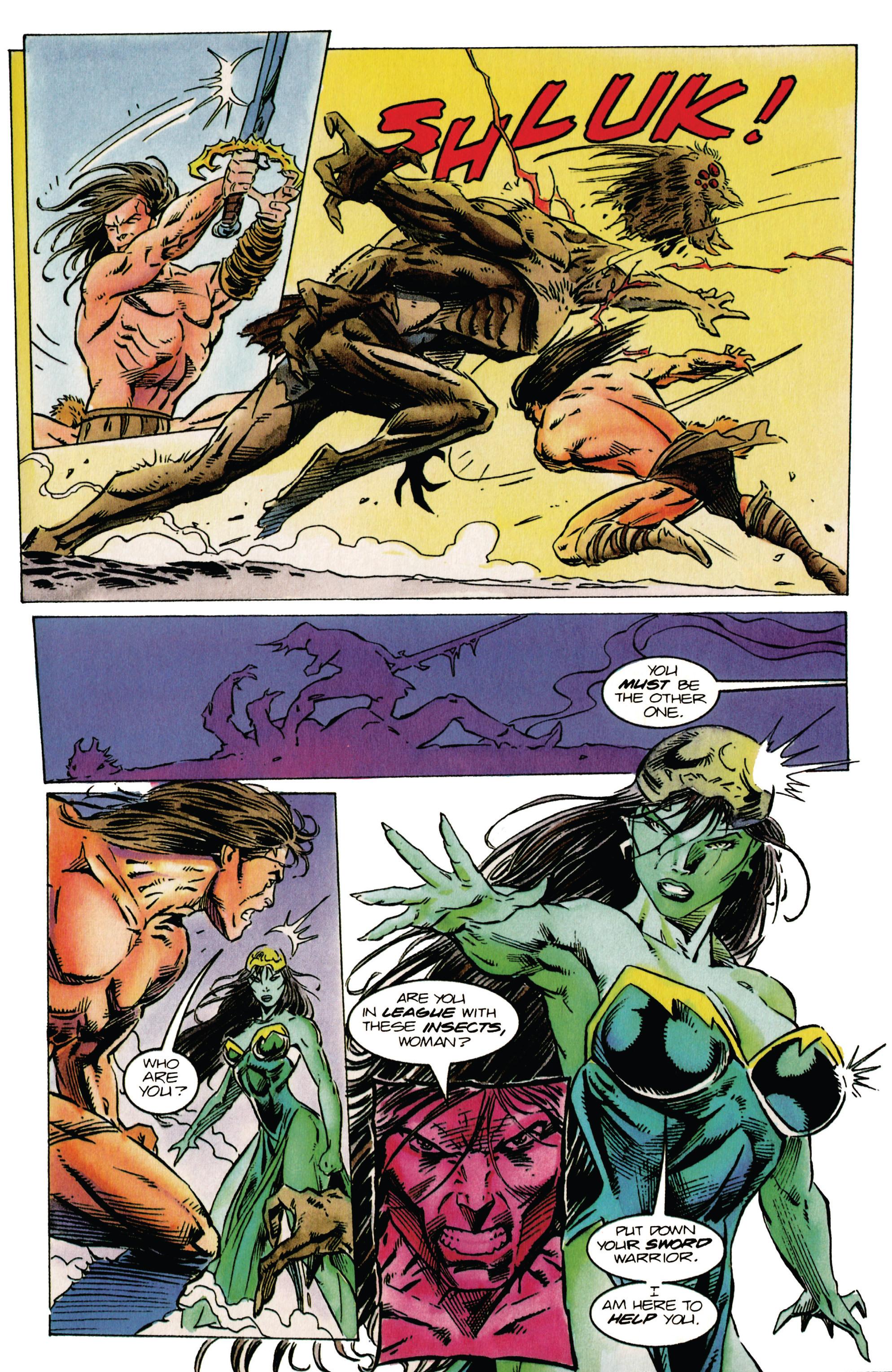 Read online Eternal Warrior (1992) comic -  Issue #38 - 4