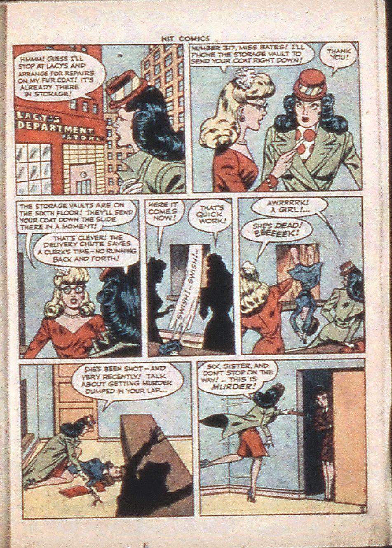 Read online Hit Comics comic -  Issue #37 - 19