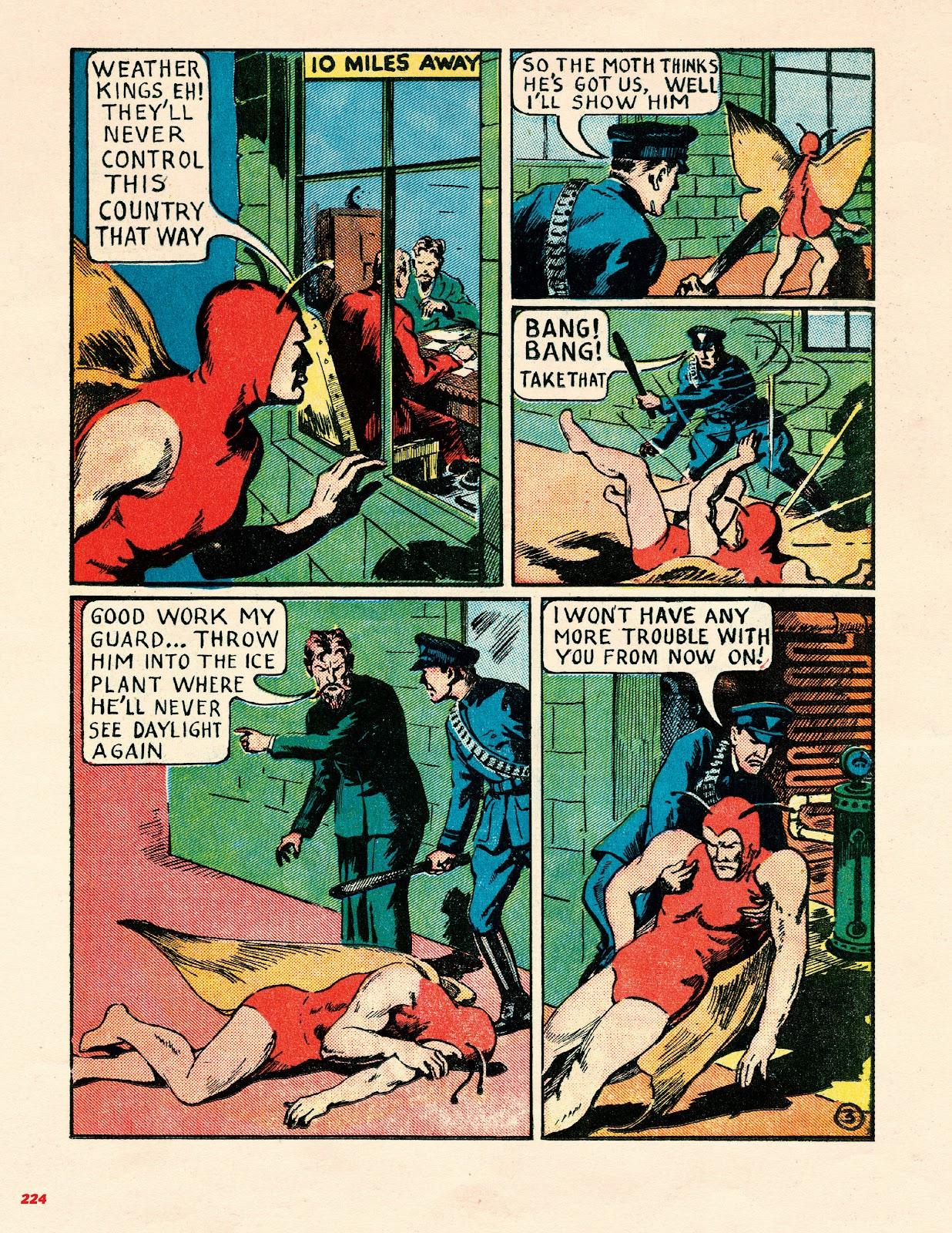 Read online Super Weird Heroes comic -  Issue # TPB 1 (Part 3) - 24