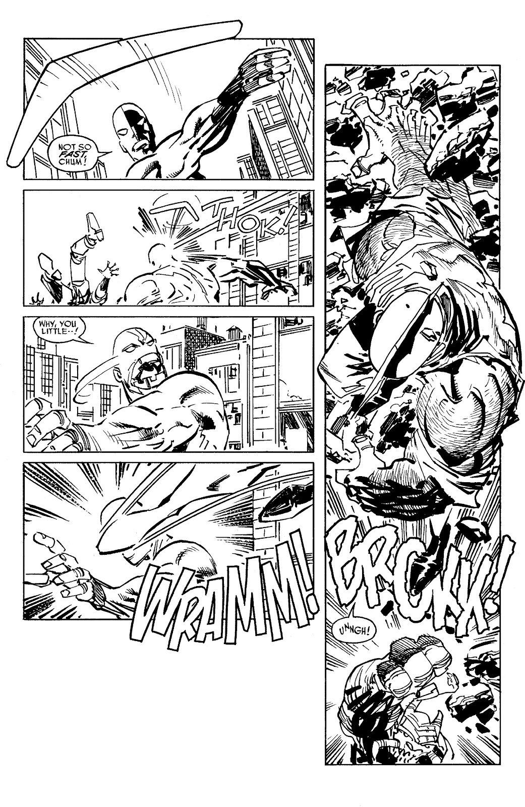 Read online Savage Dragon Archives comic -  Issue # TPB 6 (Part 5) - 47
