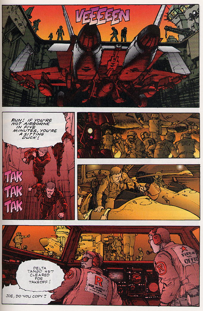 Read online Akira comic -  Issue #26 - 54
