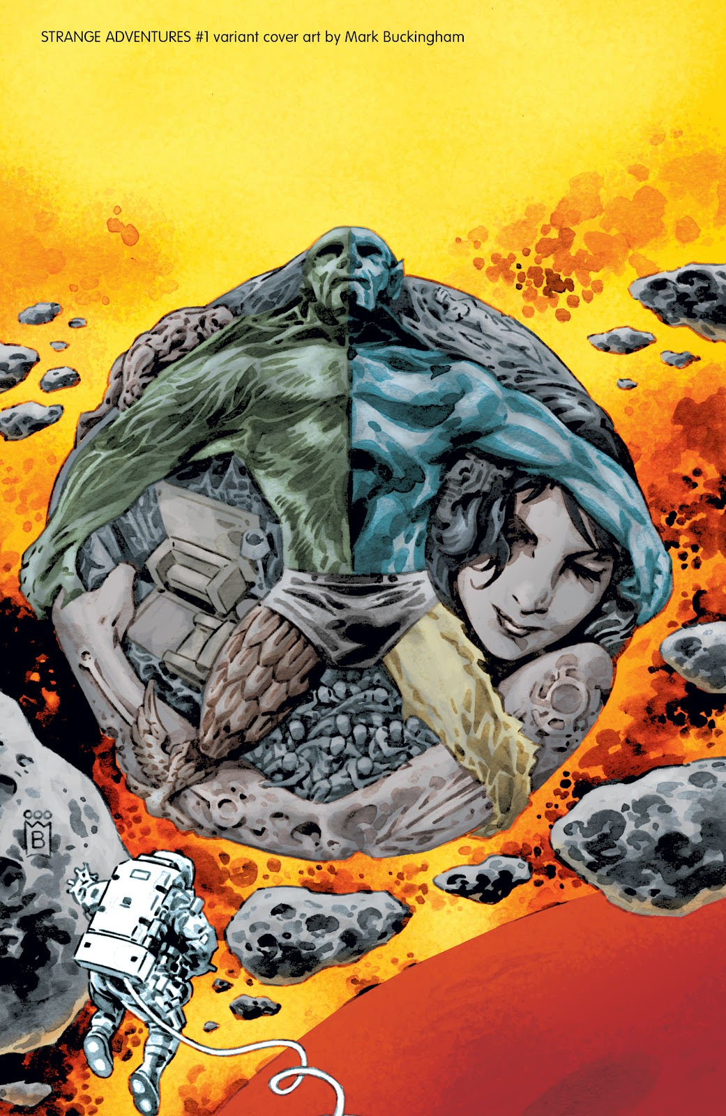 Read online Strange Adventures (2014) comic -  Issue # TPB (Part 2) - 54