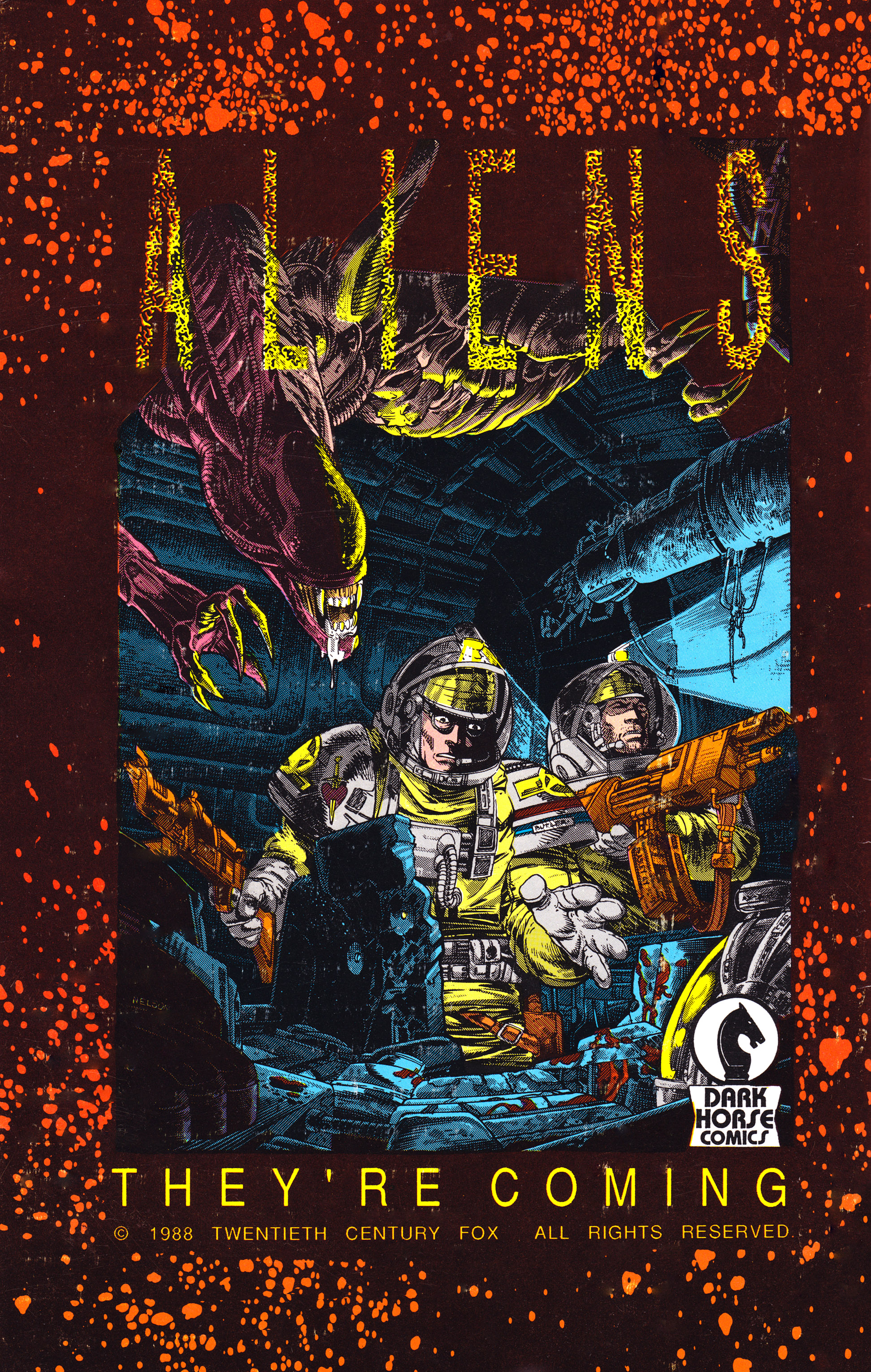 Read online Amazing Heroes comic -  Issue #144 - 92
