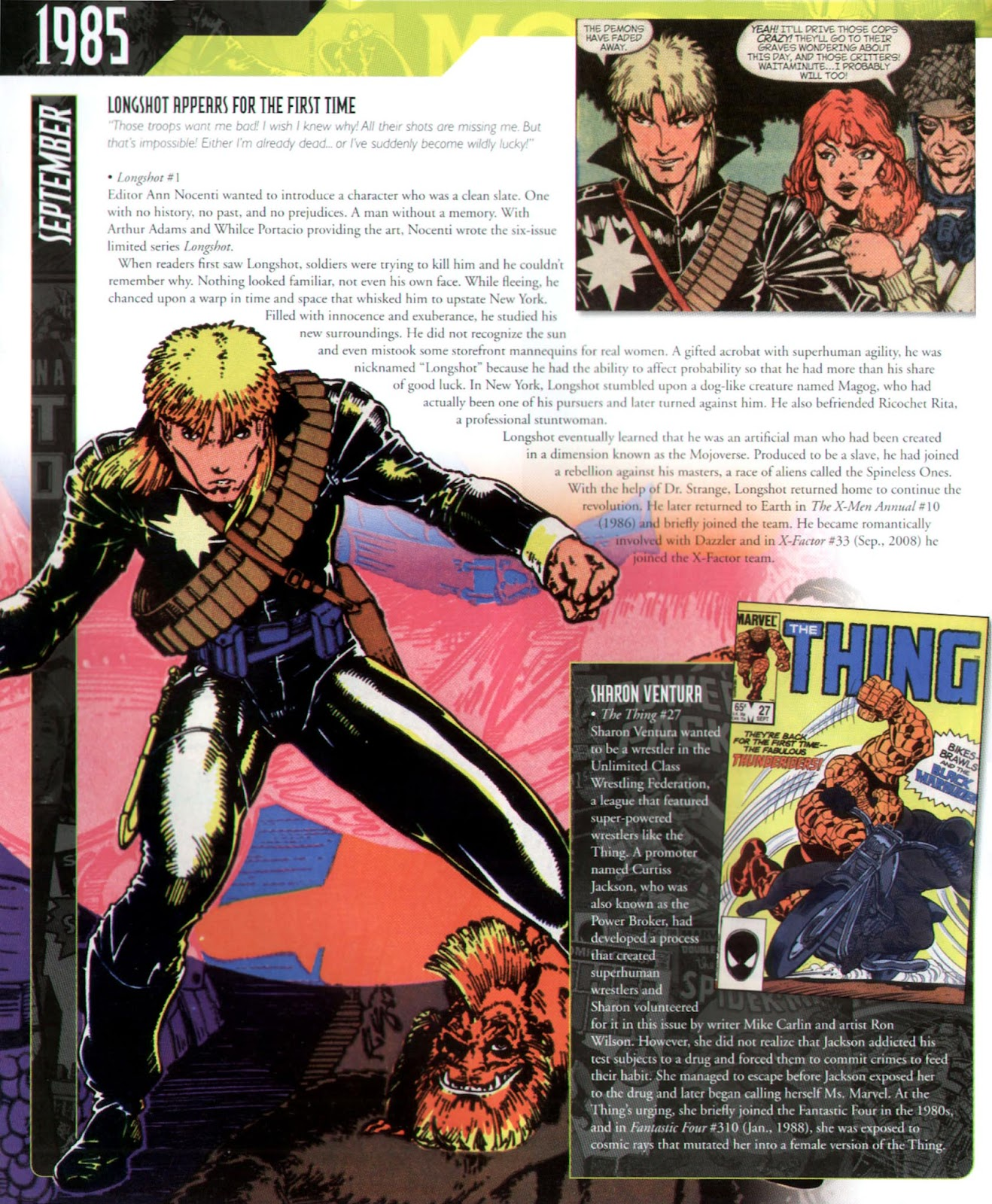 Read online Marvel Chronicle comic -  Issue # TPB (Part 3) - 20