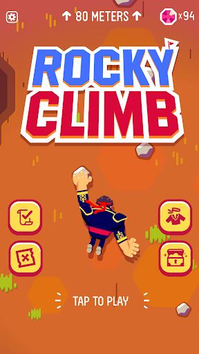 Game Rocky Climb Hack Không Cần Root Máy