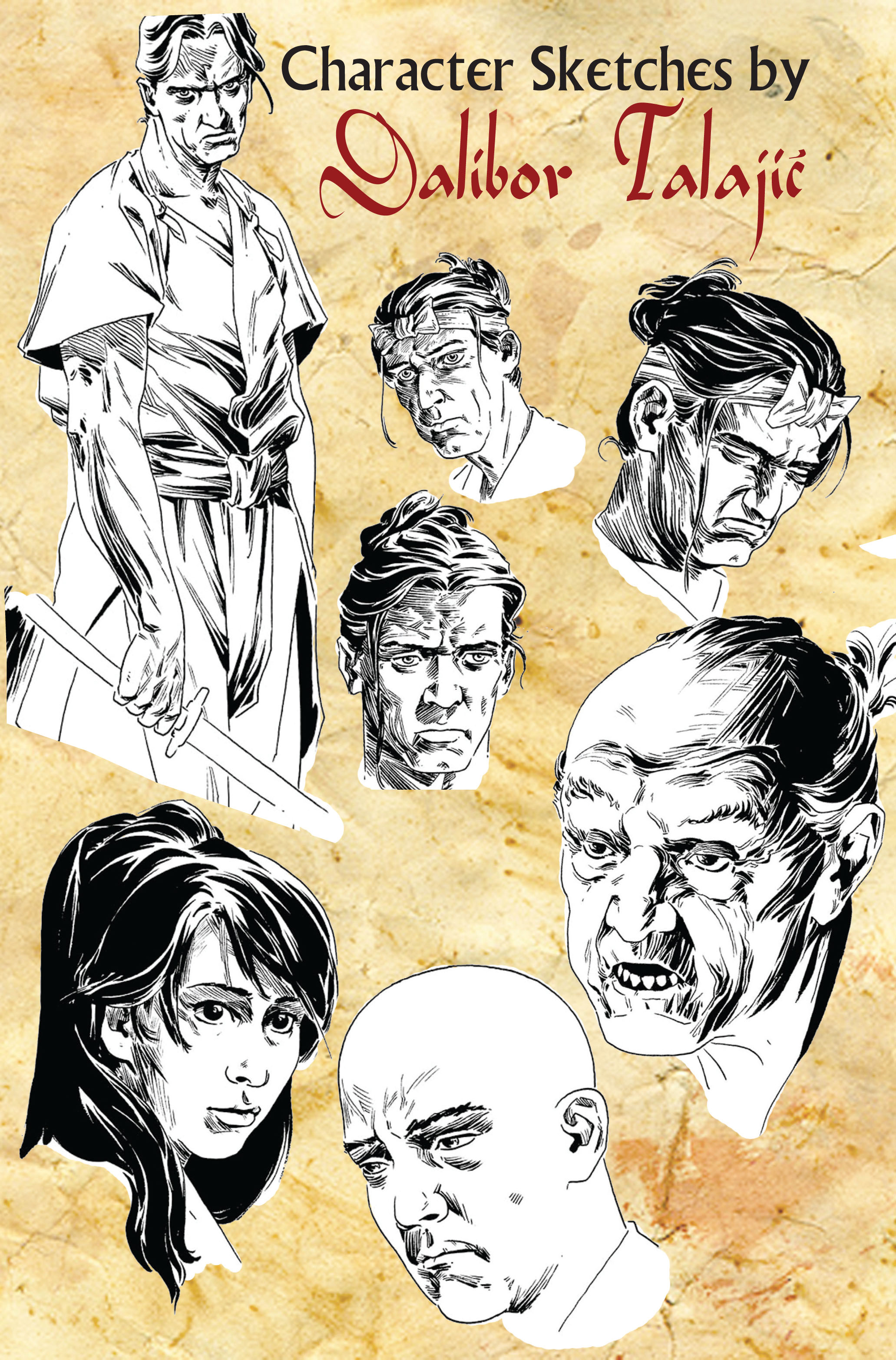 Read online 5 Ronin (2011) comic -  Issue #2 - 25