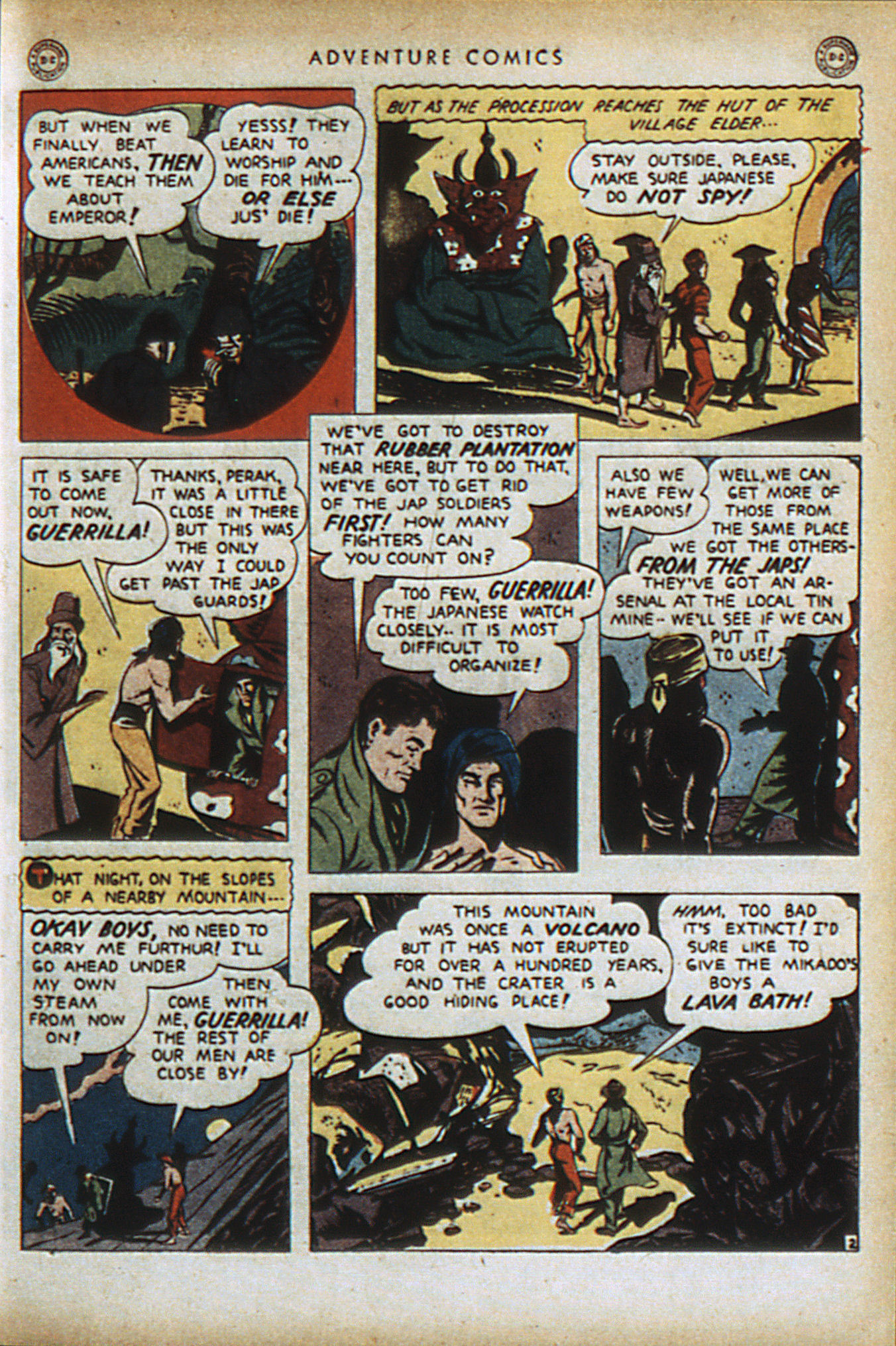 Read online Adventure Comics (1938) comic -  Issue #96 - 44