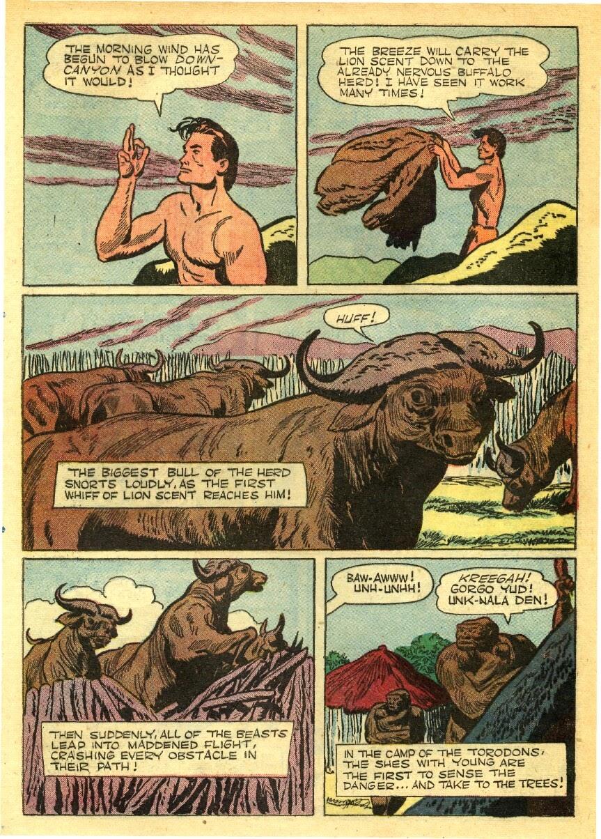 Tarzan (1948) issue 56 - Page 40