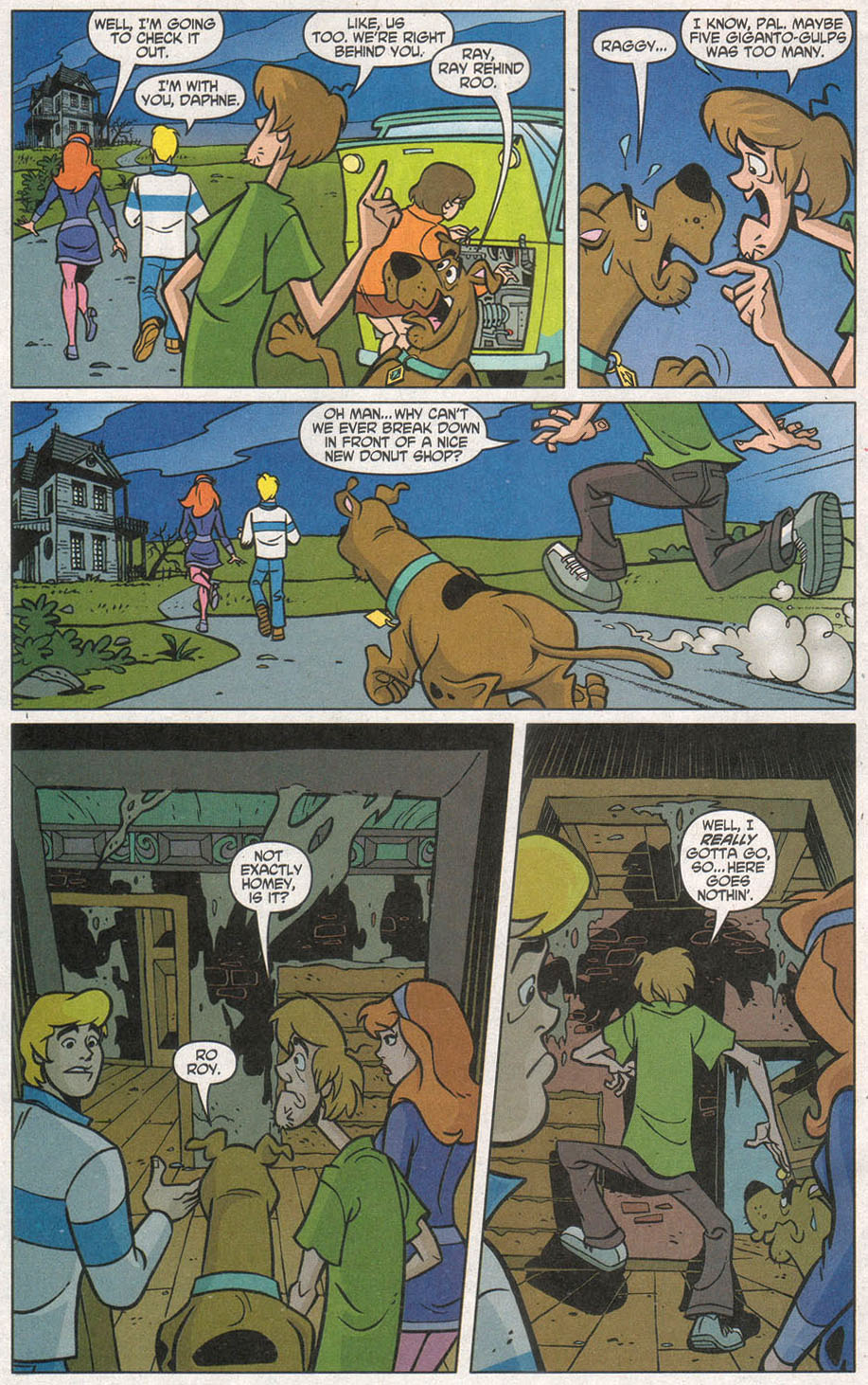 Read online Scooby-Doo (1997) comic -  Issue #106 - 23
