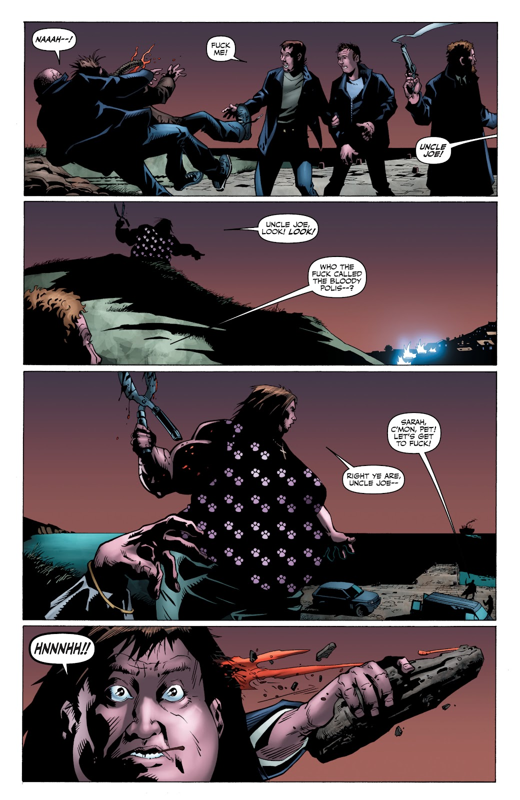 Read online The Boys Omnibus comic -  Issue # TPB 4 (Part 4) - 31