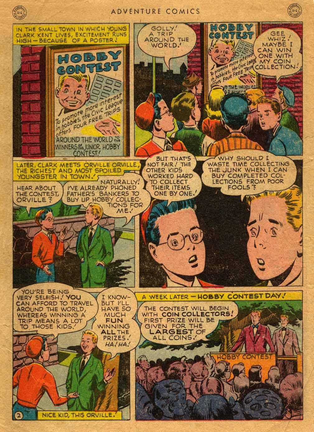 Read online Adventure Comics (1938) comic -  Issue #121 - 4
