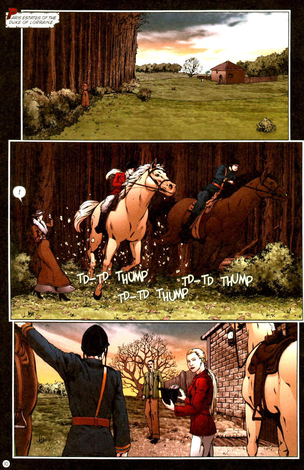 Read online Rex Mundi comic -  Issue #9 - 14