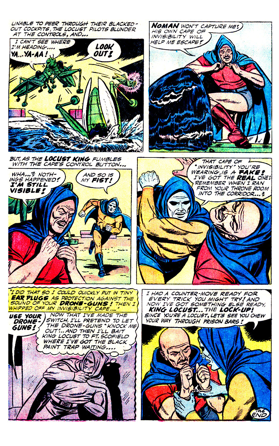 T.H.U.N.D.E.R. Agents (1965) issue 17 - Page 25