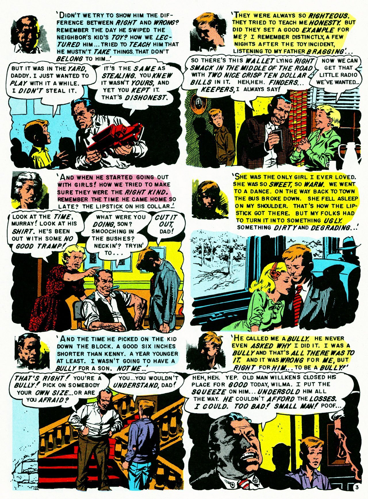 Read online Shock SuspenStories comic -  Issue #10 - 13