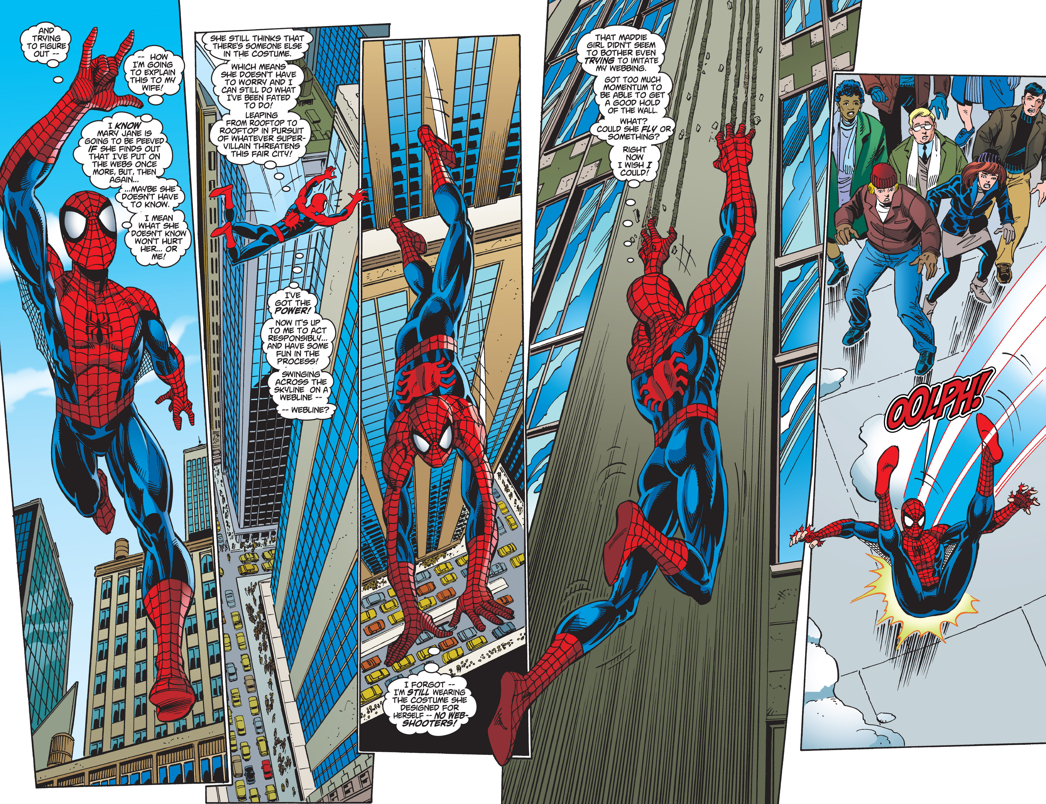 The Amazing Spider-Man (1999) 3 Page 2