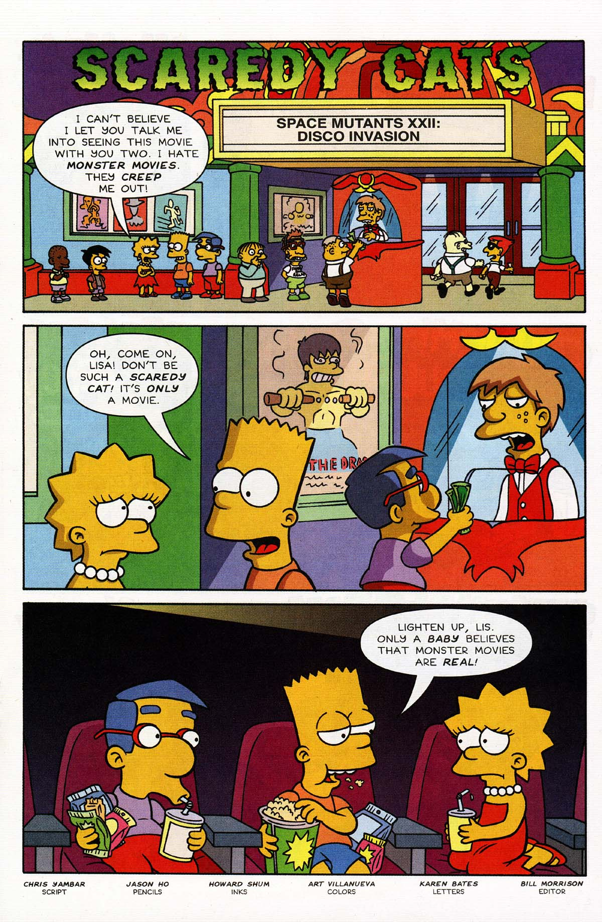 Read online Simpsons Comics Presents Bart Simpson comic -  Issue #13 - 19