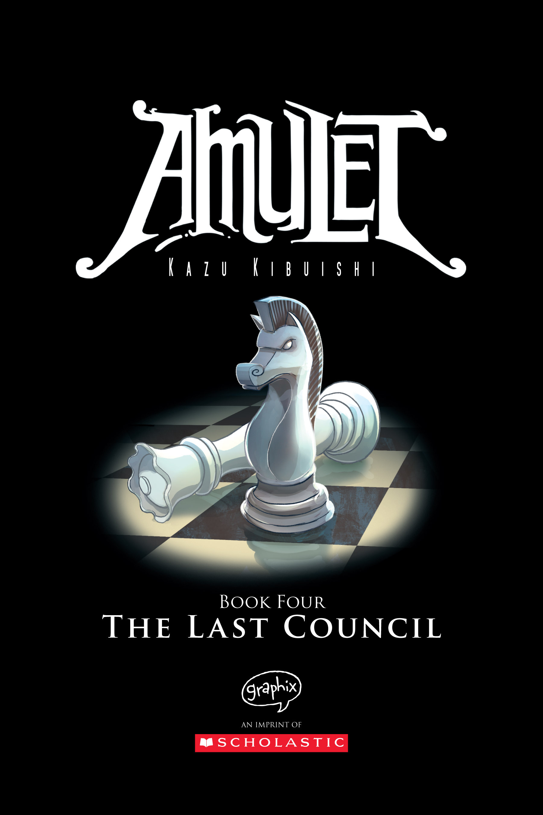 Read online Amulet comic -  Issue #4 - 3