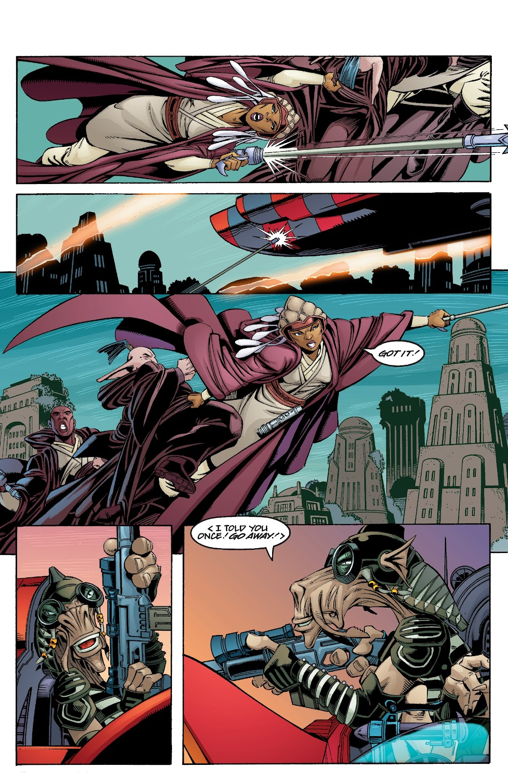 Read online Star Wars Legends Epic Collection: The Menace Revealed comic -  Issue # TPB (Part 4) - 21