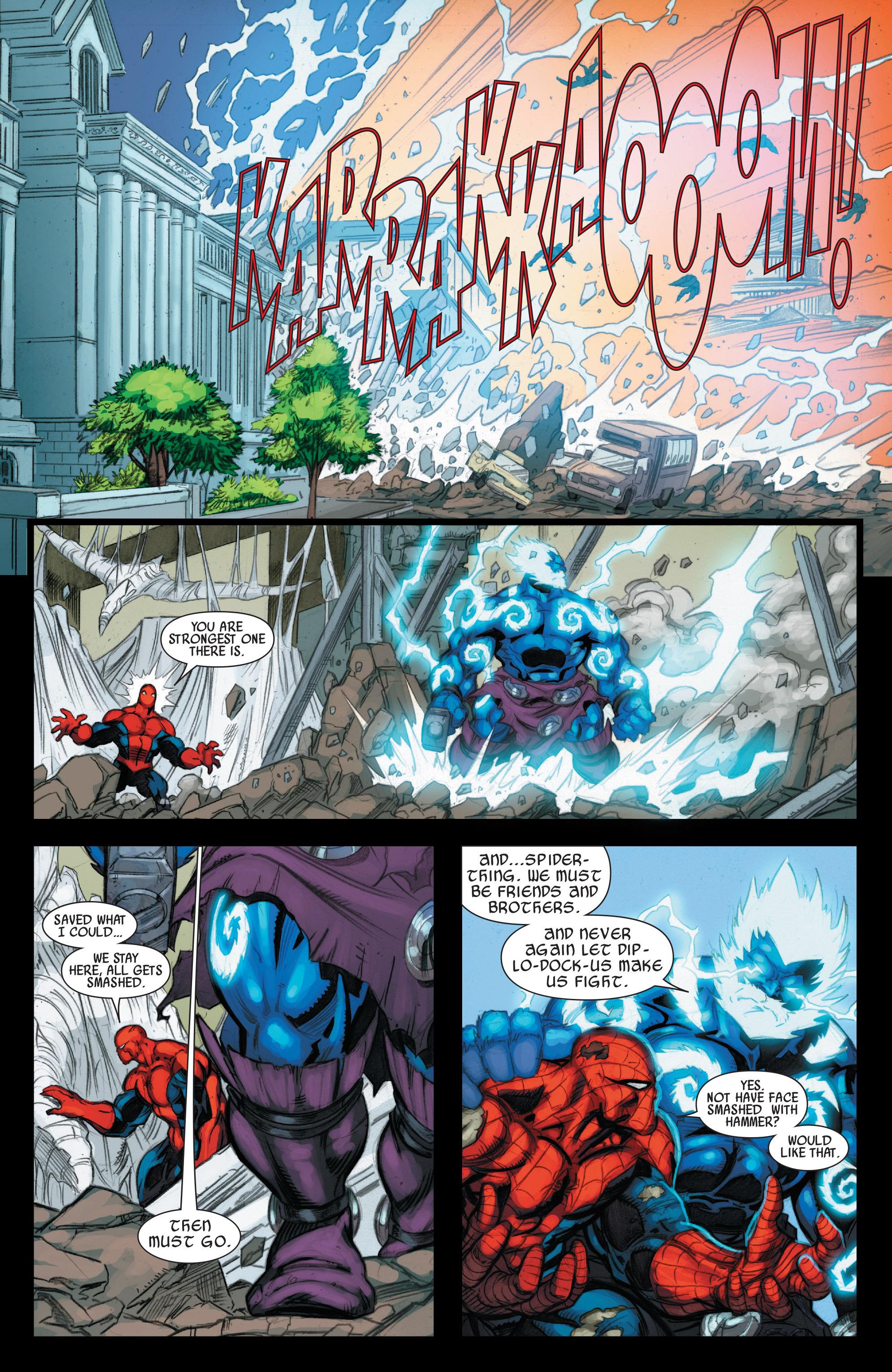 Read online World War Hulks: Spider-Man vs. Thor comic -  Issue #2 - 22