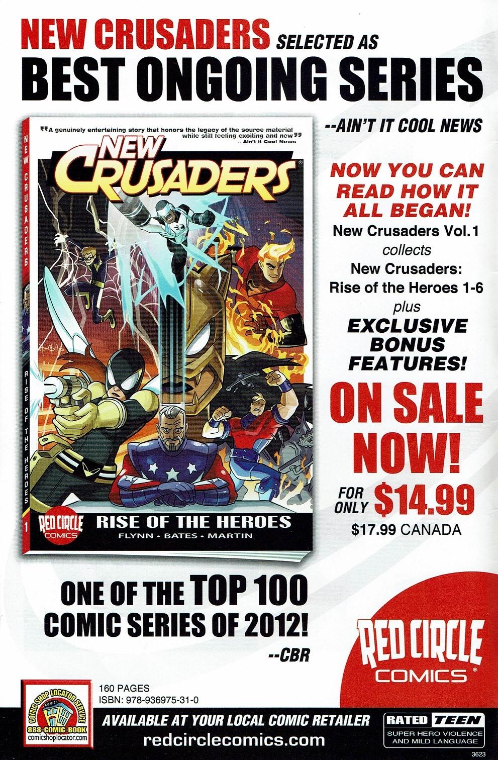 Read online Kevin Keller comic -  Issue #8 - 3