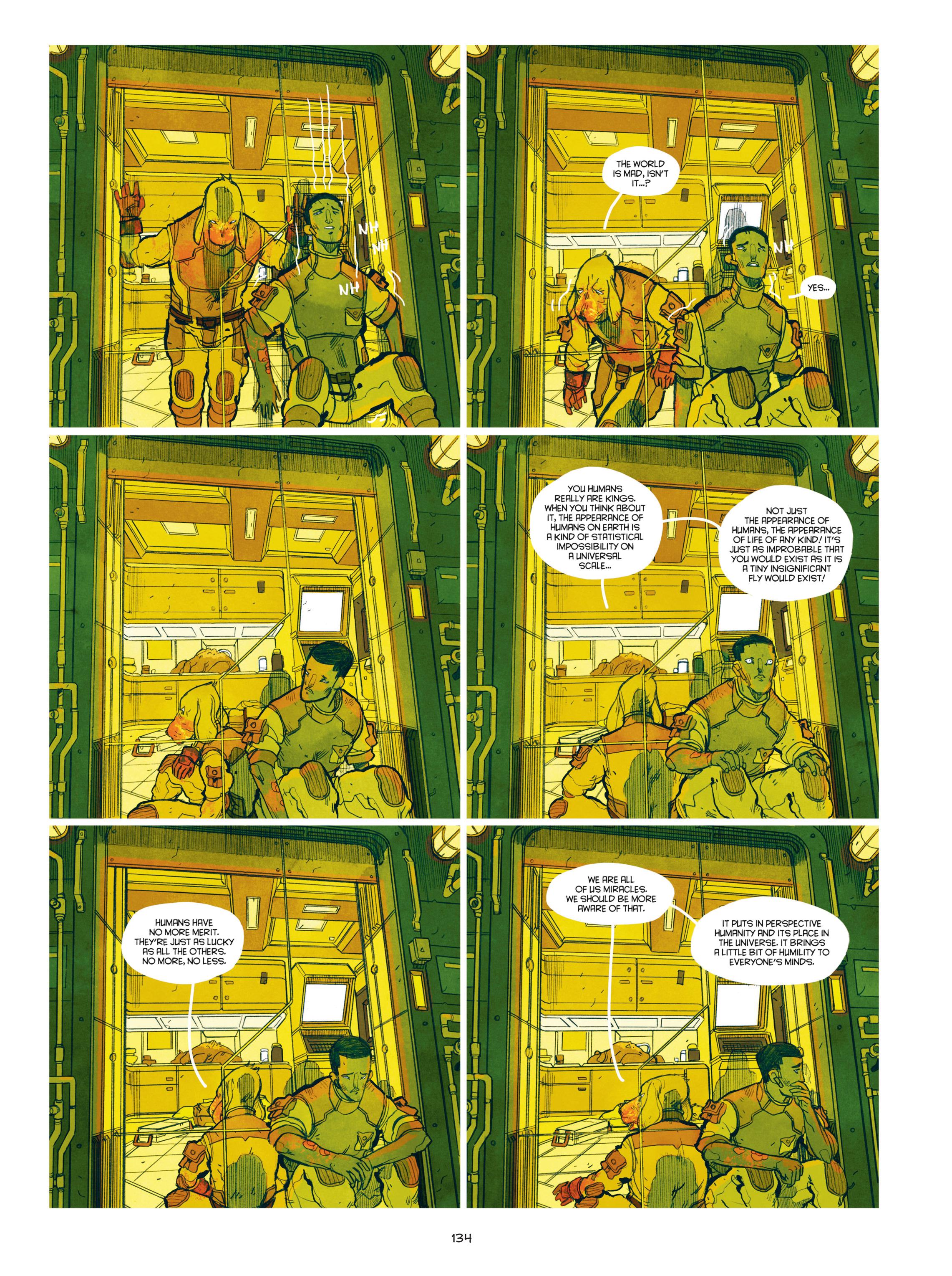 Read online Shangri-La comic -  Issue # Full - 135