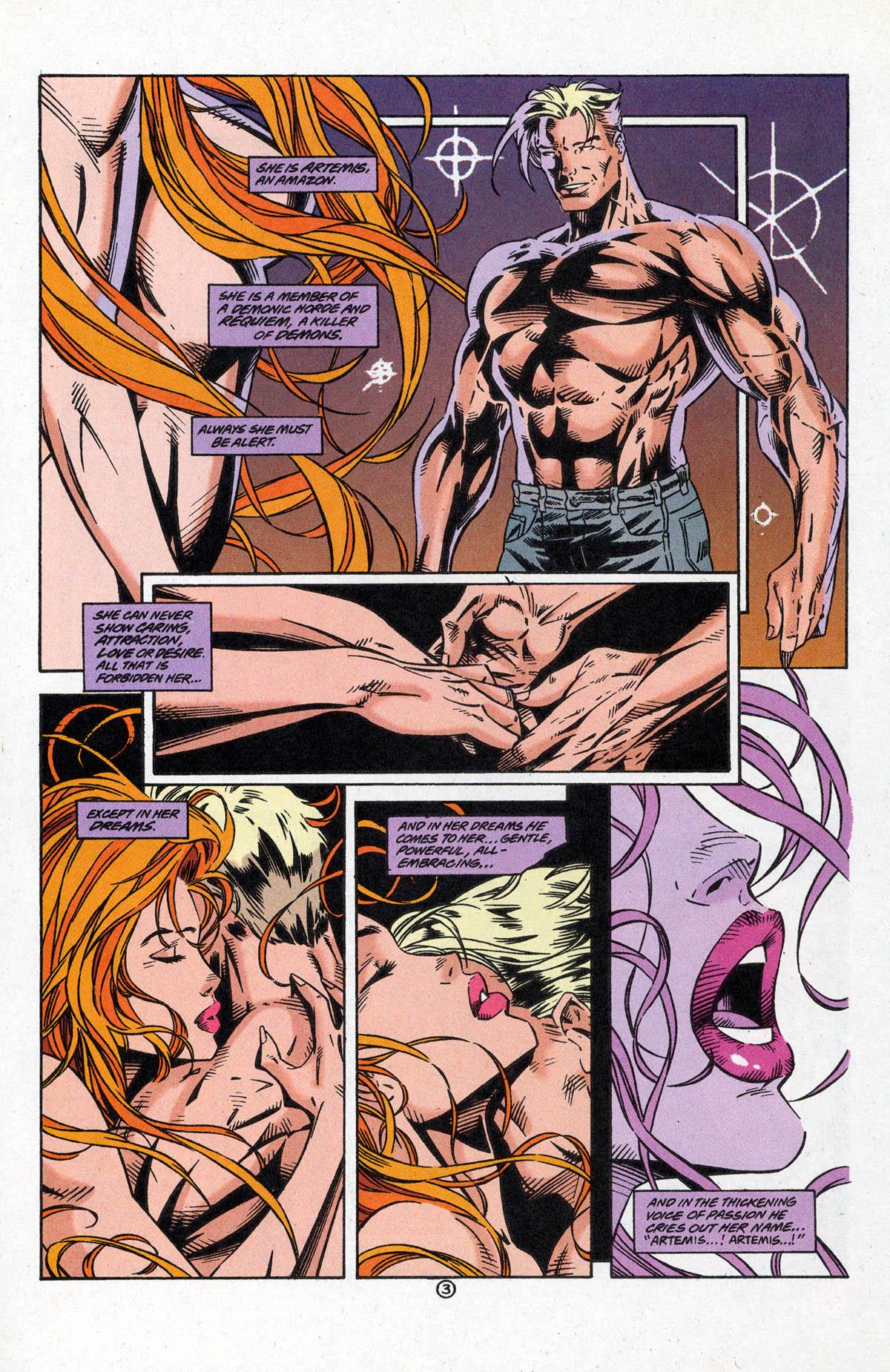 Read online Artemis: Requiem comic -  Issue #5 - 5