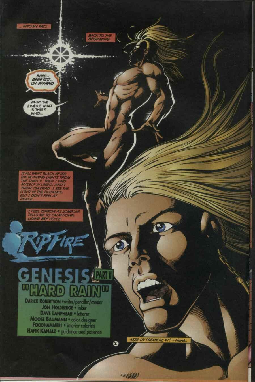 Read online Ultraverse Premiere comic -  Issue #2 - 18