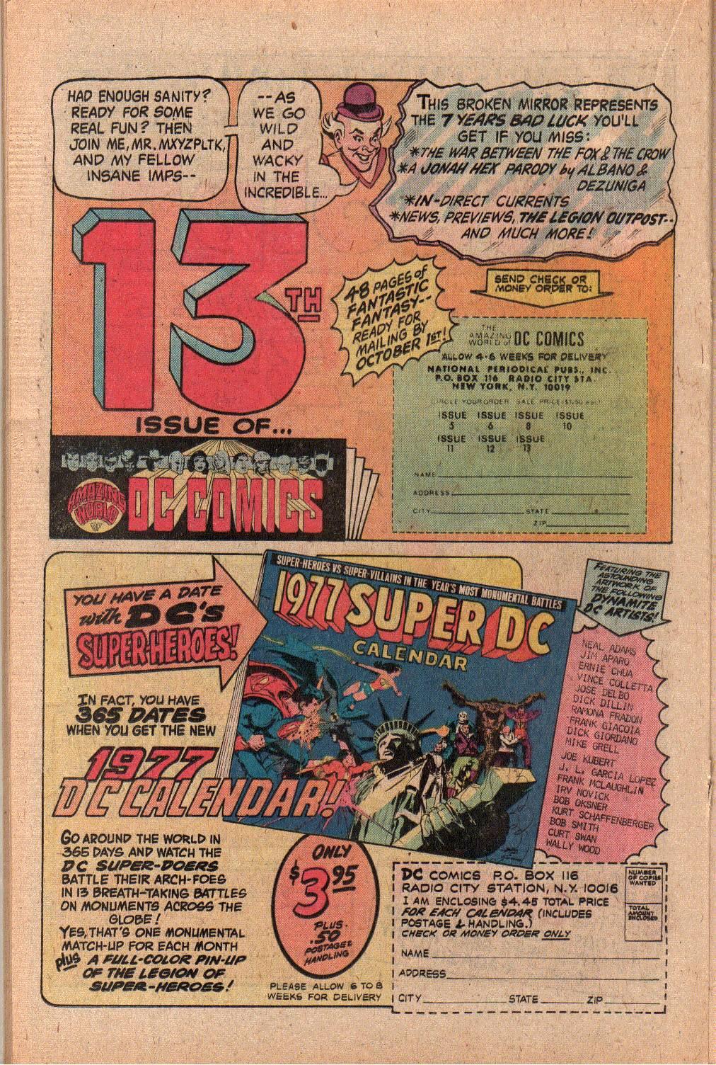 Read online Shazam! (1973) comic -  Issue #27 - 20