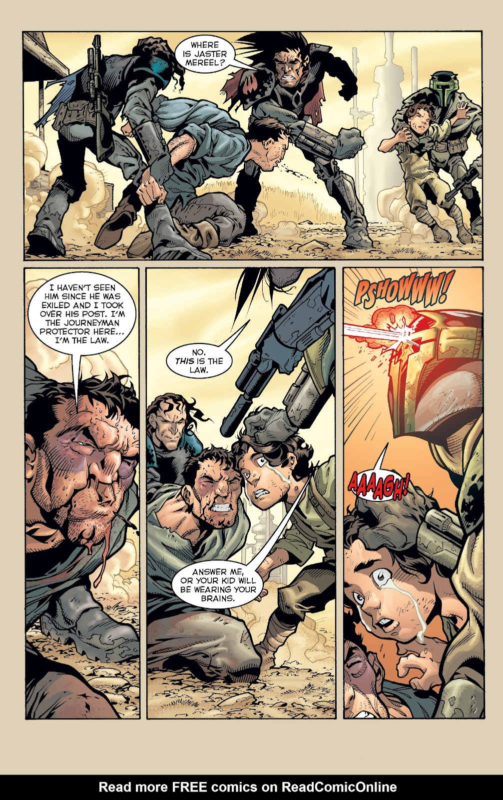 Read online Star Wars Legends Epic Collection: The Menace Revealed comic -  Issue # TPB (Part 1) - 15