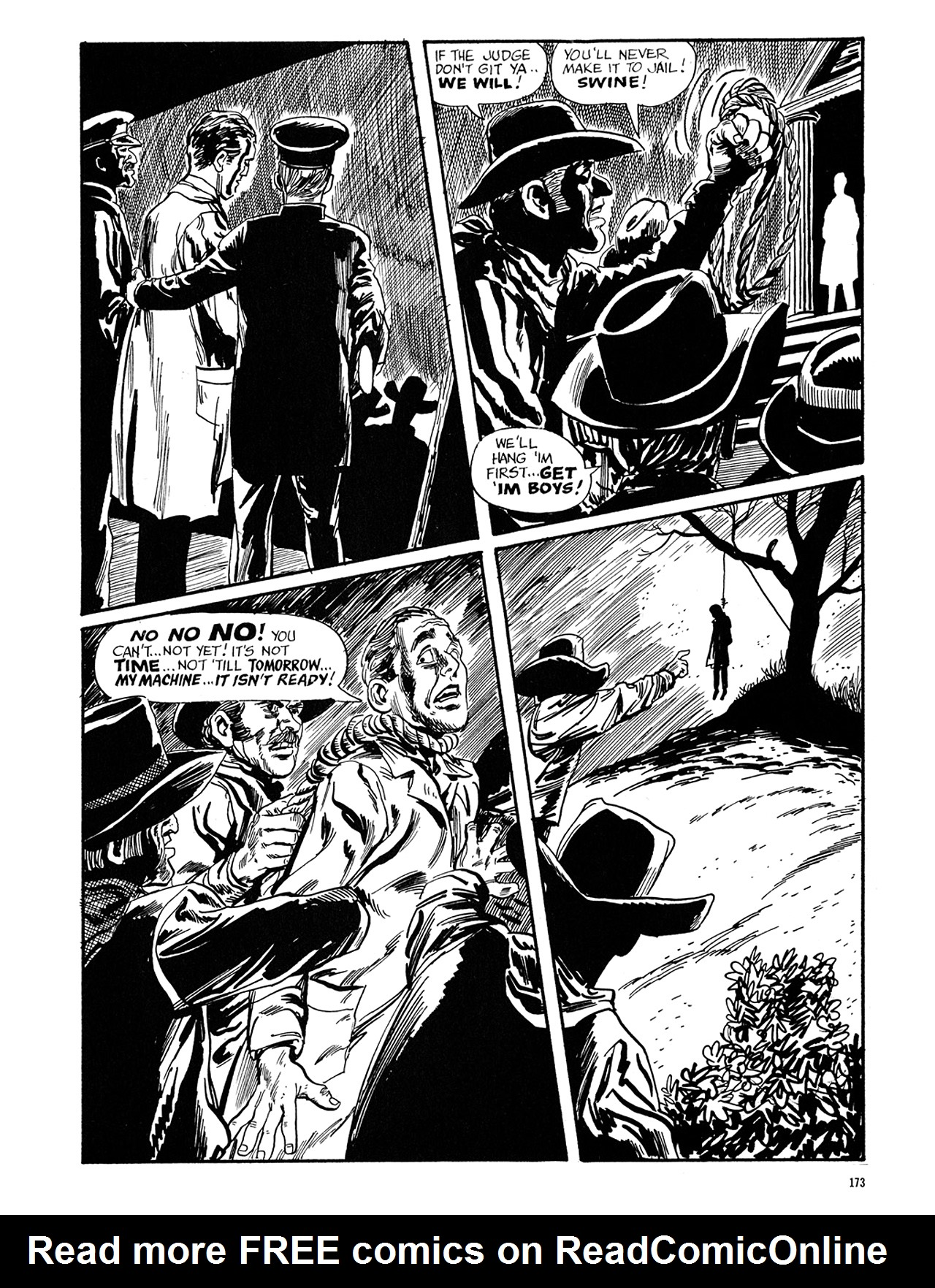 Read online Eerie Archives comic -  Issue # TPB 5 - 174