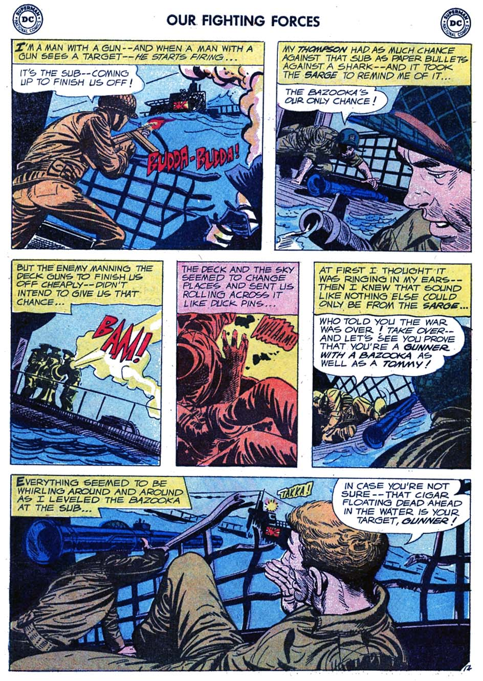 Our Fighting Forces (1954) issue 46 - Page 14