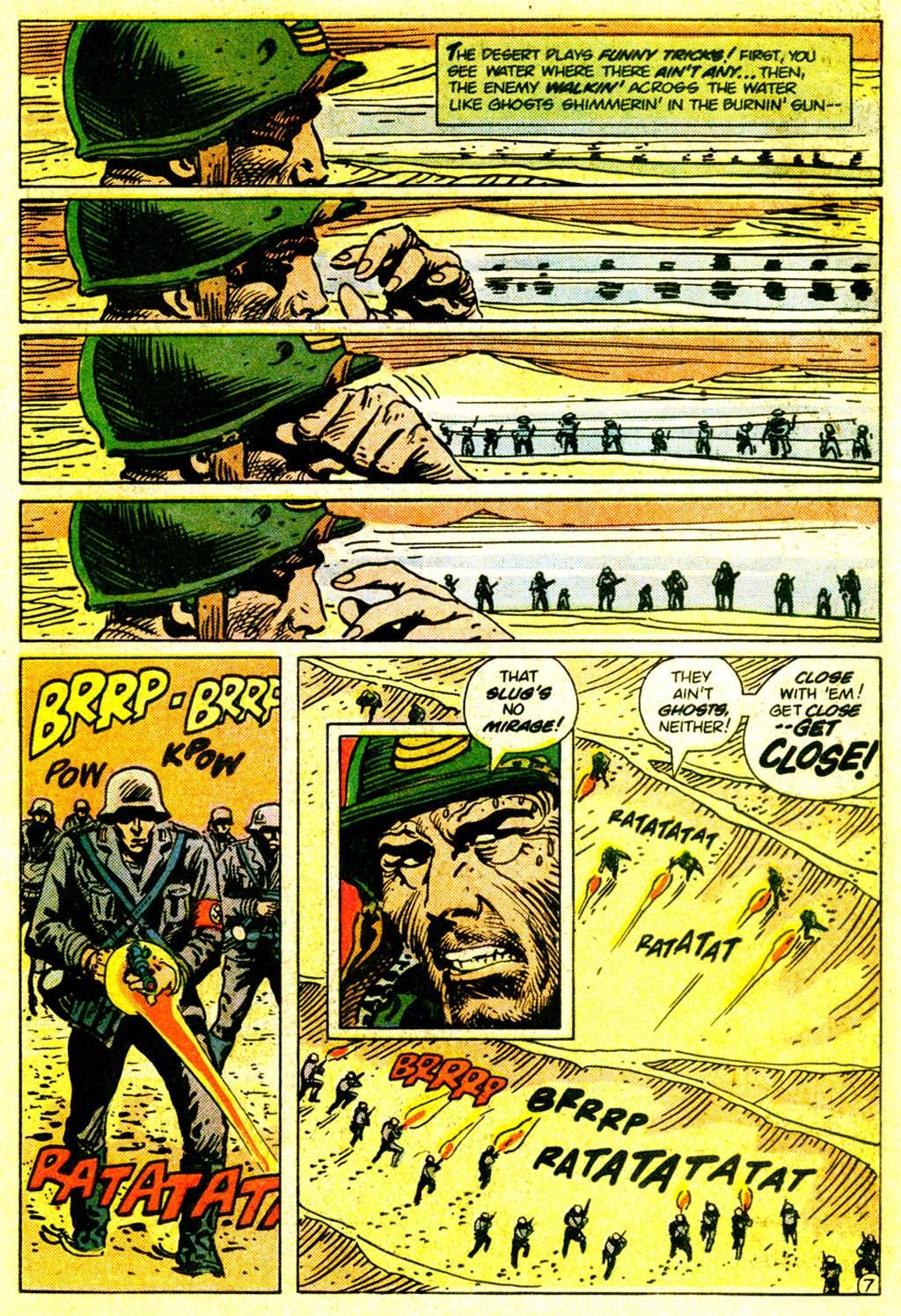 Read online Sgt. Rock comic -  Issue #373 - 10