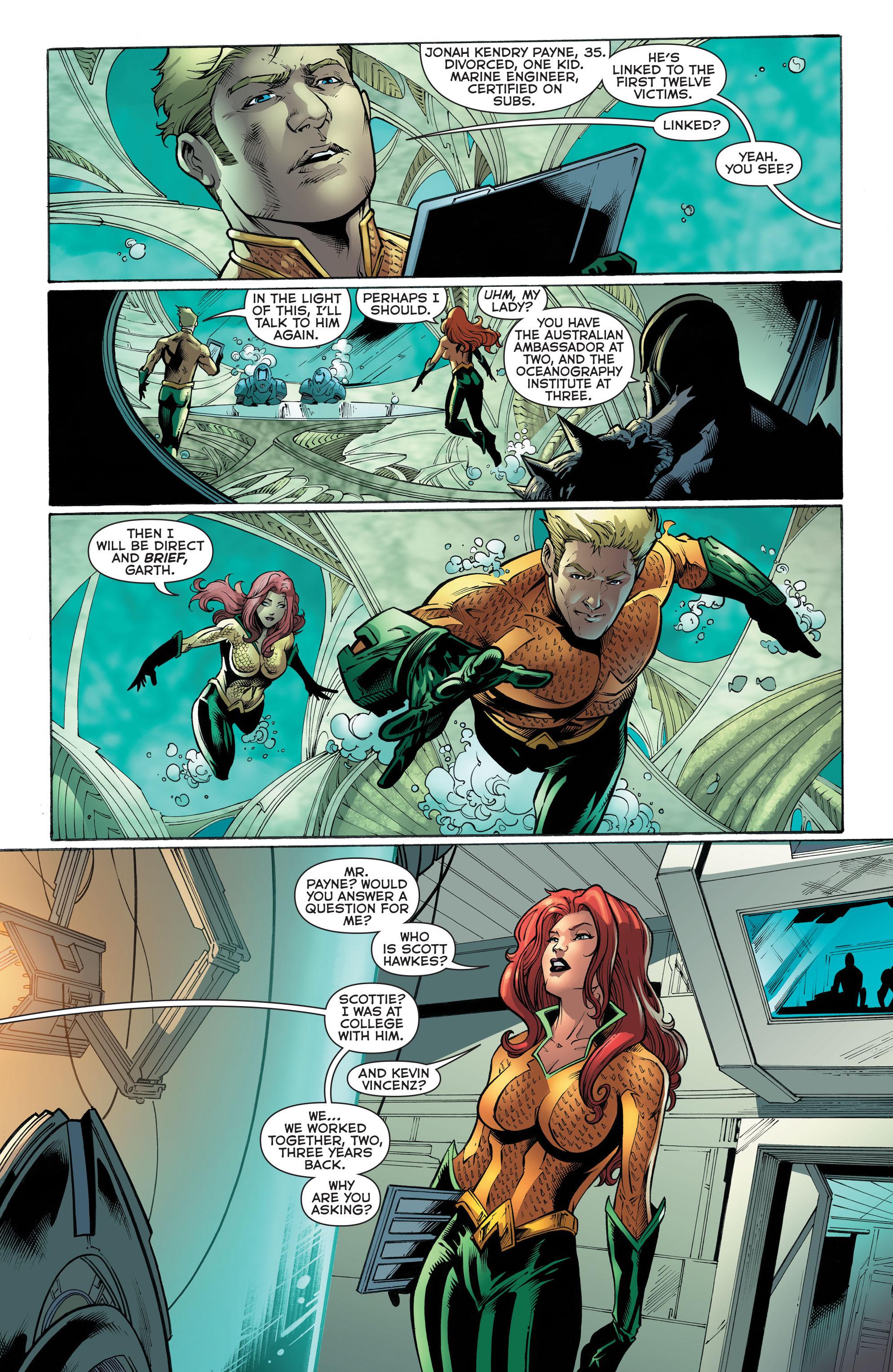 Read online Aquaman (2011) comic -  Issue #51 - 12