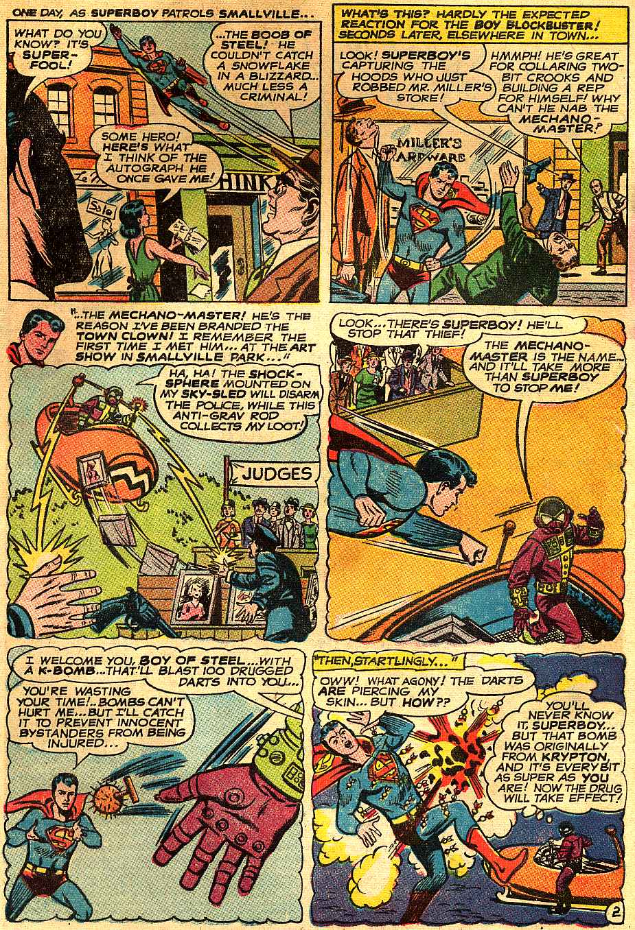 Superboy (1949) issue 135 - Page 3